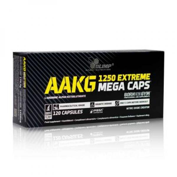 Olimp AAKG 1250 Extreme , 120 Caps