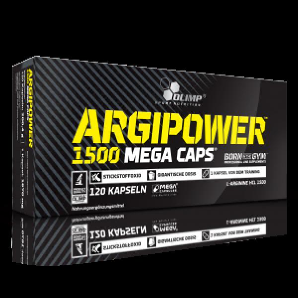 Olimp Argi Power 1500 Mega Caps , 120 Caps