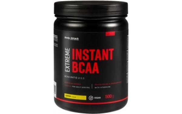 Body Attach Extreme Instant Bcaa , 500 g