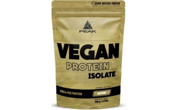 Peak Vegan Protein Isolate ,750g